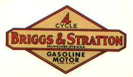 Briggs & Straton Small Engine Repair