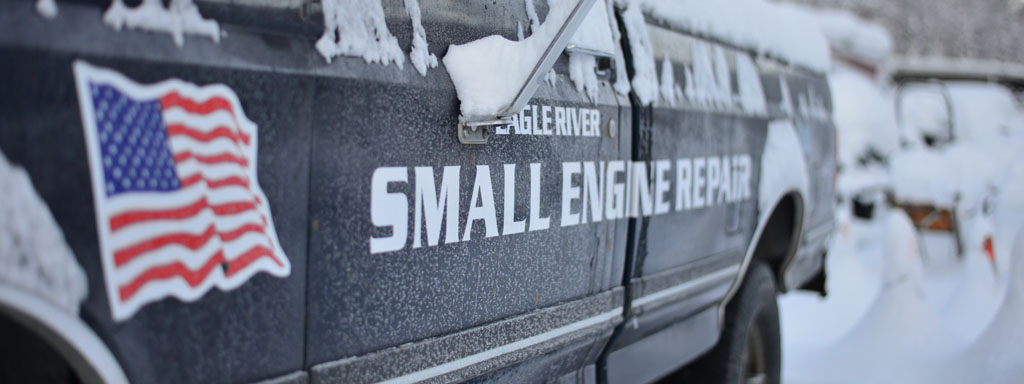 Eagle River Small Engine Repair provides pickup and delivery in the Eagle River and Anchorage, Alaska area.
