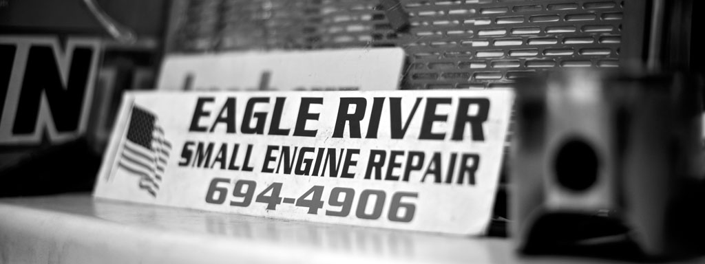 Providing small engine repair for Anchorage and Eagle River area customers