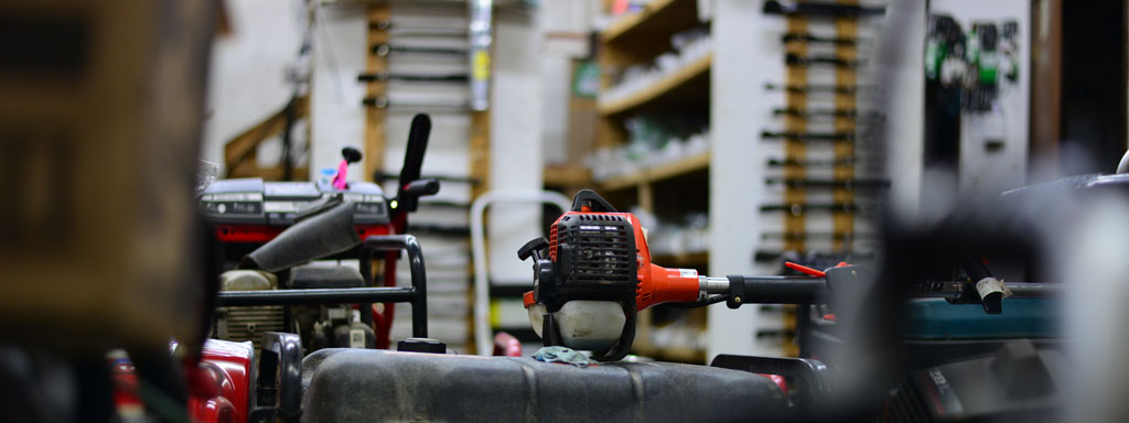 We're obsessed with small engines and power equipment to include weedwackers and weed eaters, chainsaws, mowers, blowers, timmers, etc.